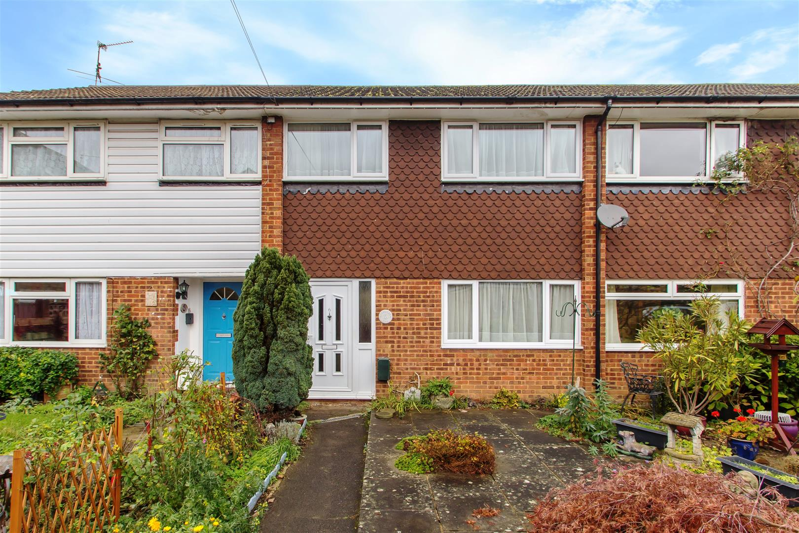 3 Bedrooms Terraced House for sale in Market Way, Westerham
